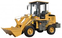 PGZ-12 Multifunctions Wheel Loader with CE